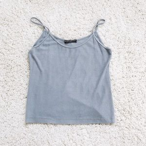 ☆ Brandy Melville • Cropped cami